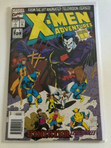 X-MEN: ADVENTURES SEASON #2 #1 1993 MARVEL / NM  / NEVER READ
