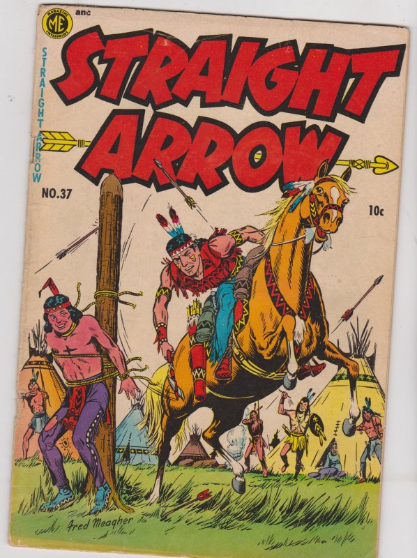 Straight Arrow #37