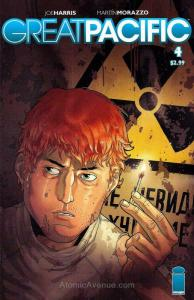 Great Pacific #4 VF/NM; Image | save on shipping - details inside