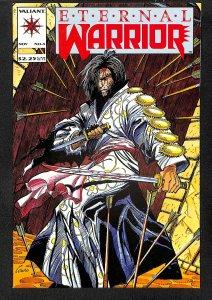 Eternal Warrior #4 VF 8.0 1st Bloodshot!