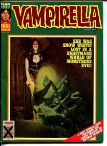 Vampirella #108 1982-Warren-horror cover-rare late issue-VF