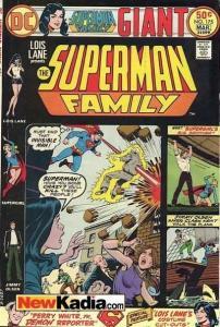 Superman Family #175, Fine+ (Stock photo)