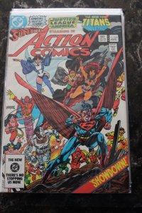 Action Comics #545 (DC, 1983) Condition: NM