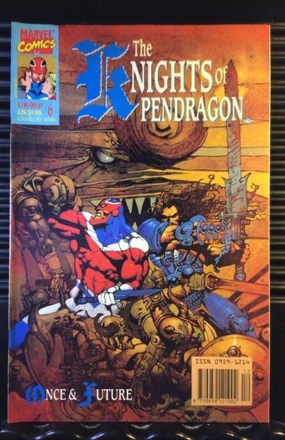 Knights of Pendragon (UK) #6 (1990)