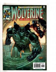 Wolverine #156 (2000) SR34