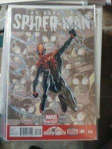 SUPERIOR Spider-Man  # 14 2013  MARVEL DOCTOR OCTOPUS   RAMOS VARIANT