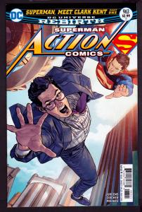 Action Comics #963 (Rebirth)   9.6 NM+