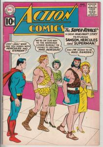 Action Comics #279 (Aug-61) VF/NM High-Grade Superman, Supergirl