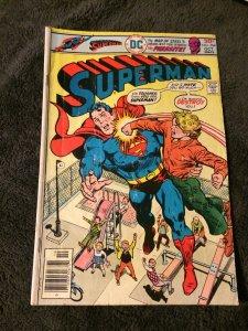 Superman #304 1976 FN Parasite DC Comics