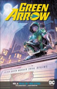 Green Arrow (6th Series) TPB #6 VF/NM; DC | save on shipping - details inside