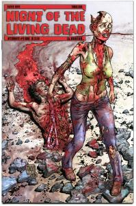 NIGHT of the LIVING DEAD Aftermath #9, NM, Gore, 2012, more NOTLD in store