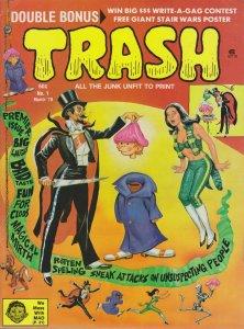 Trash Magazine #1 FN; Trash   save on shipping - details inside