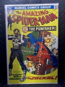 The Amazing Spider-Man #129 | Comic Book Cover Replica | 11x17 Poster