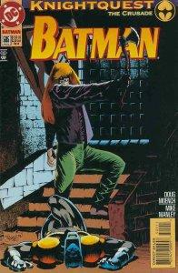 BATMAN (1940 DC Comics) #505 NM-