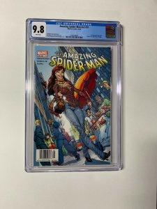Amazing Spider-man V Vol Volume 2 Issue 51 Cgc 9.8 Legacy 492 Marvel