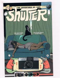 Adventures Of Kate Shutter # 1 NM 1st Print Variant Cover Image Comic Book S67