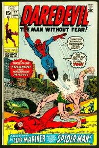 Daredevil #77
