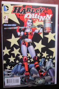 Harley Quinn (2014) #1A, 8.0/VF
