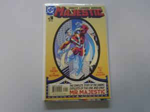 Majestic Lot 1st & 2nd Series 10 different books 8.0 VF (2004 2005)