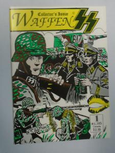 Waffen SS #1 8.0 VF (1986)