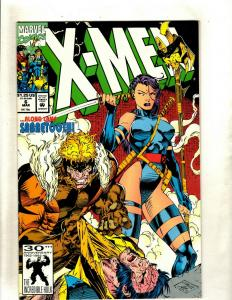 Lot of 12 X-Men Marvel Comic Books #6 15 16 24 25 27 28 30 31 34 40 41 HY7