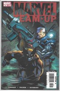 Marvel Team-Up   vol. 3   #19 FN (Freedom Ring 0)