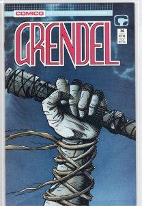 Grendel #24 (1988) JW321
