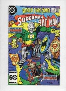 WORLD'S FINEST #321, VF/NM, Batman, Superman, Chronos, 1941 1985, more in store
