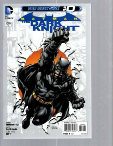 9 DC Comics Batman The Dark Knight #9 10 11 12 0 16 17 18 plus #1 J448