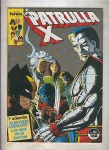 La Patrulla X volumen 1 numero 061: La mañana siguiente