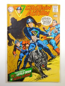 Captain Action #1 (1968) VG+