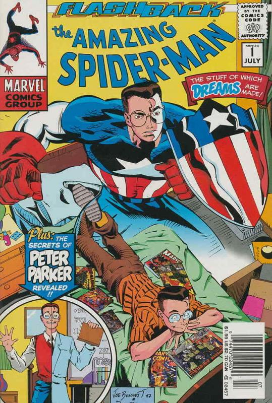 Amazing Spider-Man, The #minus 1 VF/NM; Marvel   save on shipping - details insi