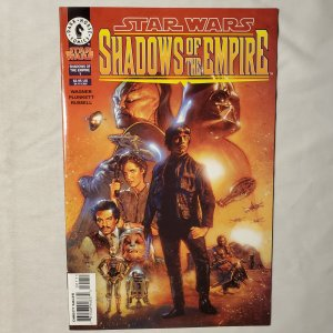 Star Wars Shadows of the Empire 1 Very Fine+ Cover by Hugh Fleming