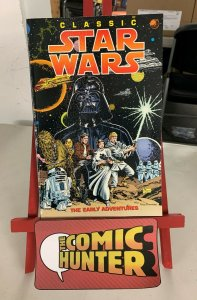 Classic Star Wars Vol. 4 The Early Adventures 1997 Paperback Russ Manning