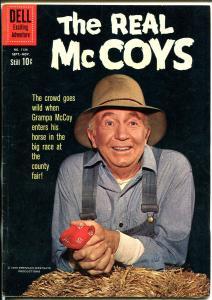 Real McCoys-Four Color Comics #1134-1960-Dell-Walter Brennan-Alex Toth-FN-