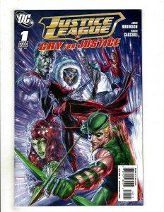 10 DC Comics Justice League Cry for Justice 1 2 3 4 5 6 7 Superman Secret + J504