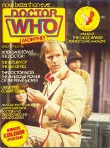 DOCTOR WHO  61-175, SPECIALS  10-DIFFERENT, The Time