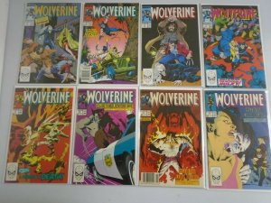 Wolverine lot 35 different from #4-49 8.0 VF (1988-92 1st Series)