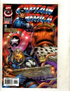 11 Comics Cap America # 6 12 13 10 25 33 Cable # 1 2 Westerns Hawkeye 2 20  EK13