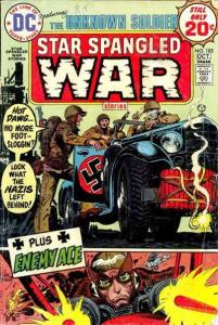 Star Spangled War Stories (1952 series) #182, VG+ (Stock photo)