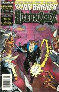 Hokum And Hex #1 (Newsstand) VF; Marvel   save on shipping - details inside