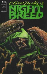 Night Breed (Clive Barker's) #7 VF; Epic   save on shipping - details inside