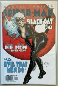 Spider-Man and the black cat #1 8.0 VF (2002)