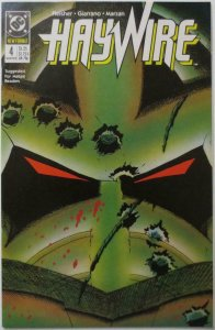 HAYWIRE #4, VF/NM, DC, 1988 more DC in store