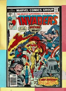 THE INVADERS 12