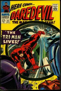 Daredevil #22 1966- Gene Colan- Marvel Silver Age- VF-