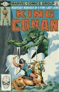 King Conan (1980 series) #9, VF+ (Stock photo)