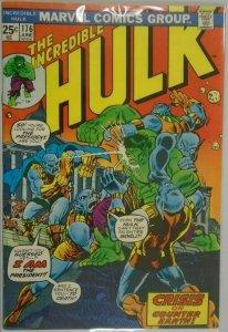 The Incredible Hulk #176 - 5.0 VG/FN - 1974