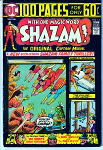 SHAZAM(vol. 1) # 14 The Original 100PG Spectacular
