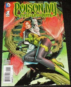 Poison Ivy: Cycle of Life and Death #1 (2016)